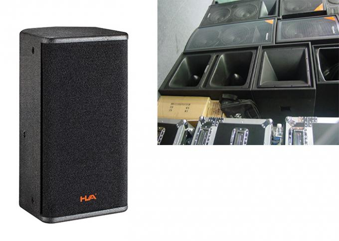 Live Monitor Speakers 10 Inch For Sport Venue , Live Sound Equipment