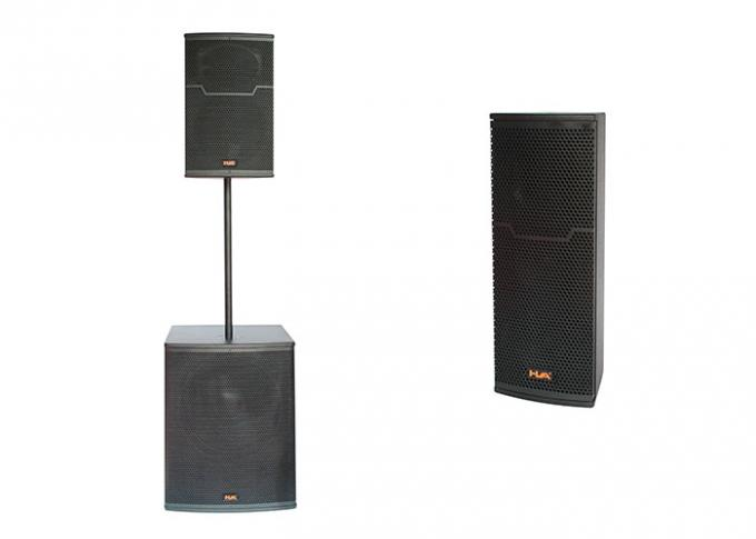 Mini 6.5 inch RMS Meeting Room Sound System , Audio System For Conference Room