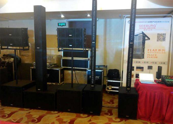 10 inch 350W Passive PA System Full Range Speakers for Indoor Performance