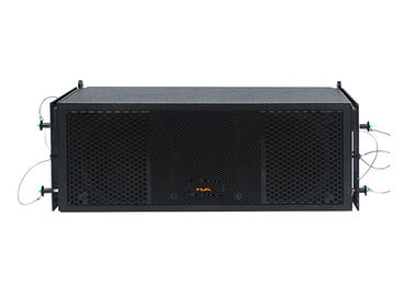 China FLAT3 Powered Line Array Speakers 8 Inch 500W For Stage Events supplier