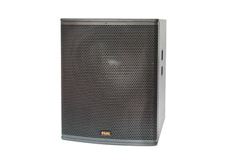 China Single Passive Pa System Powered Subwoofer For Stage Event Club supplier