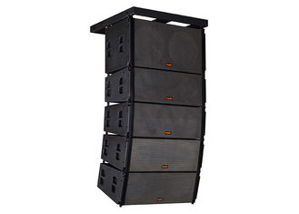 "China 500W Dual 12"" Line Array Speaker For Fixed Installation In Auditoria supplier"