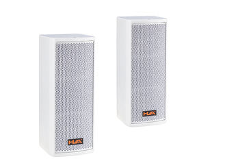 China 4 Inches Column Line Array Professional Audio Sound System For Shopping Mall supplier