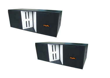 China 15 Inches Concert Sound System / Double 3 - Way Line Array Pa System supplier