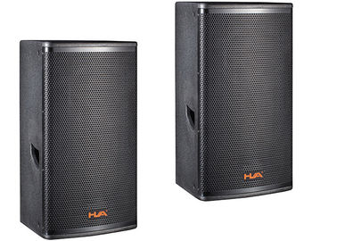 "China Professional Karaoke Speakers 350 Watts 10"" Passive Two Way Full Range Speaker factory"