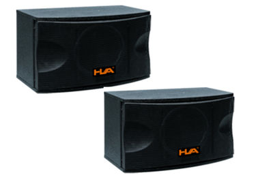 China Full Range Karaoke Speakers , Passive Audio Speaker for Disco / Nightclub rooms factory