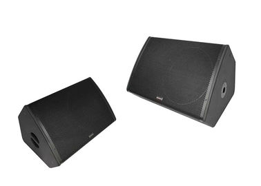 China 15 Inch Floor Monitor Pro Audio Sound System For Indoor Stages High Efficiency factory