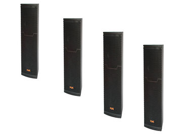 China 120W 4 OHM 6.5 Inch Live Sound Column Speaker For Pub / Church / Disco factory
